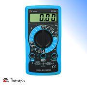 Multímetro Digital Com Alerta Sonoro Completo ET-1002 Minipa