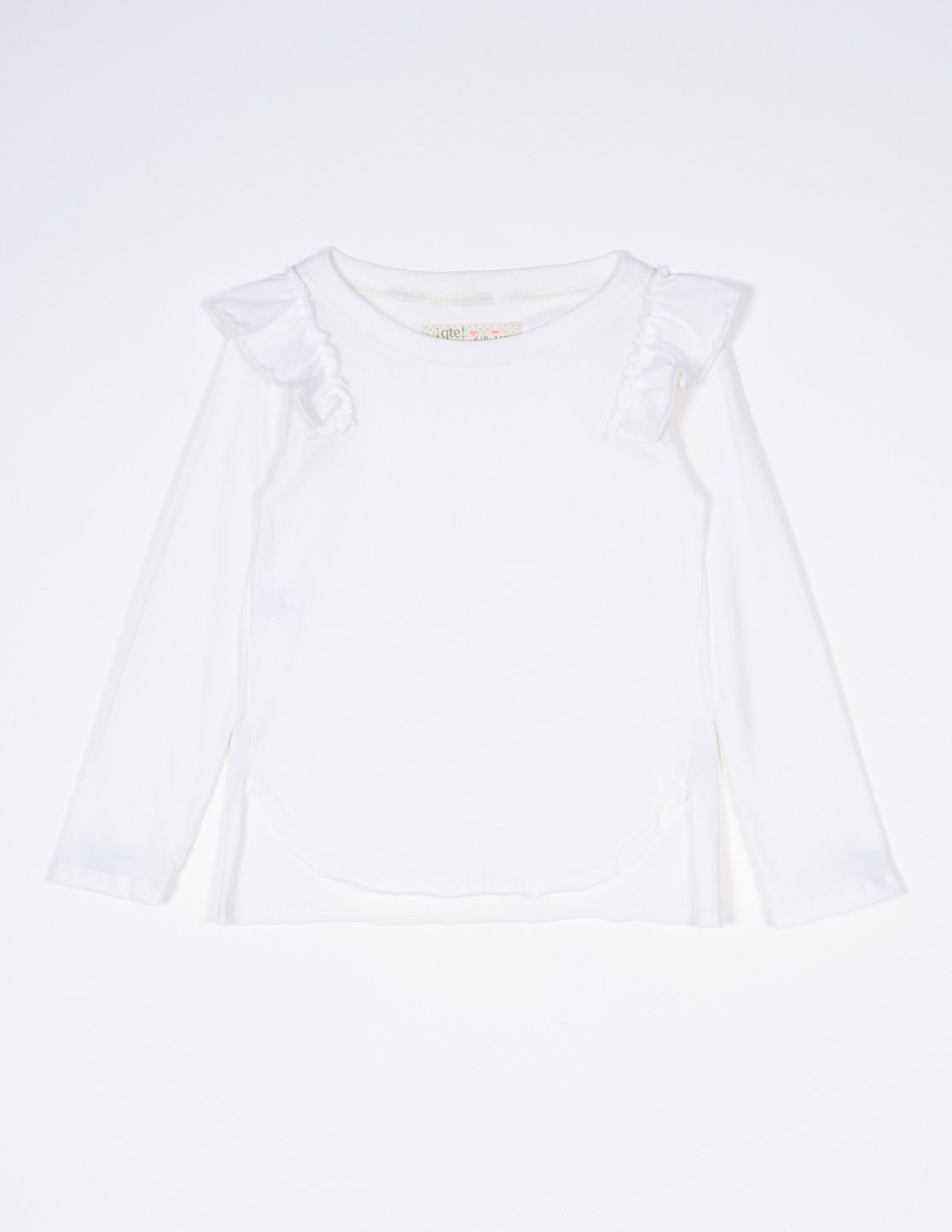 TOP ZADE OFF-WHITE