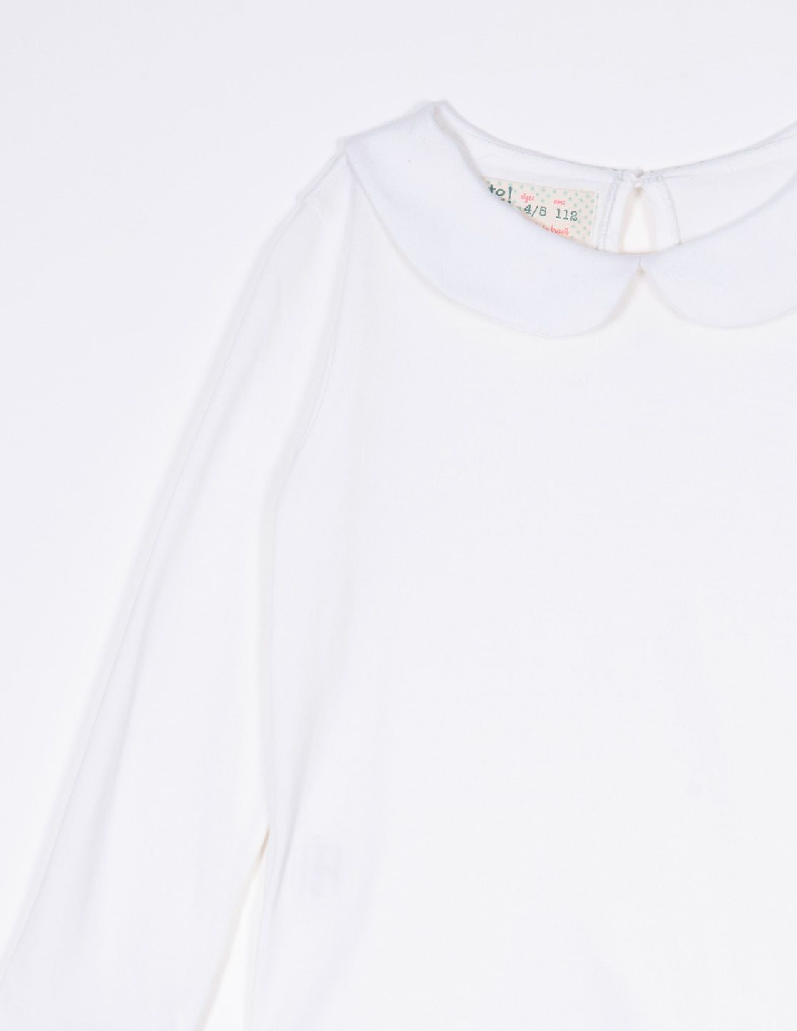 TOP ZAZU OFF-WHITE
