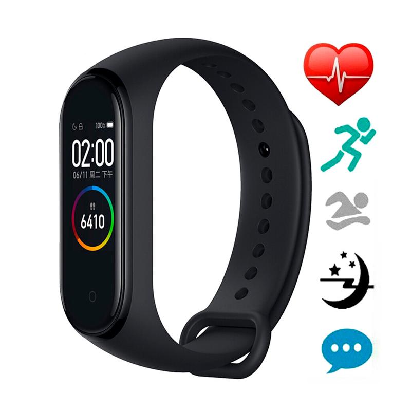 Pulseira Inteligente Smartwatch Versão M4