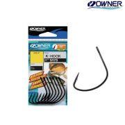 Anzol Owner 5173 K Hook nº 1 (C/ 6 Un)