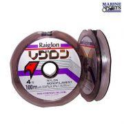 Linha Marine Sports Raiglon 0,70 mm (Cinza)