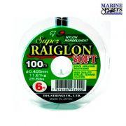 Linha Marine Sports Super Raiglon Soft 0,40 mm