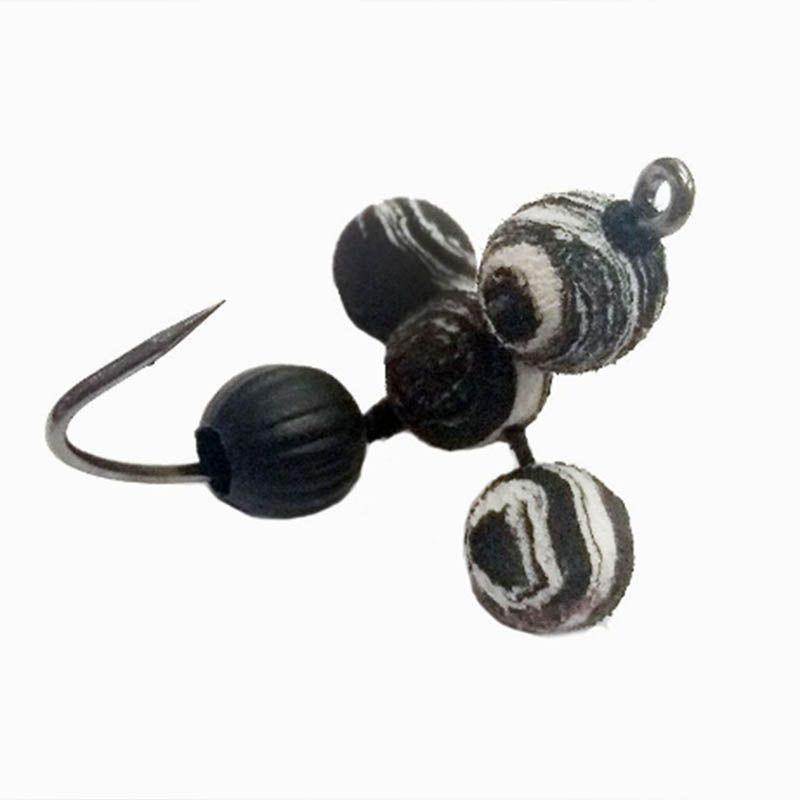 Anteninha Zebrinha Black Beads