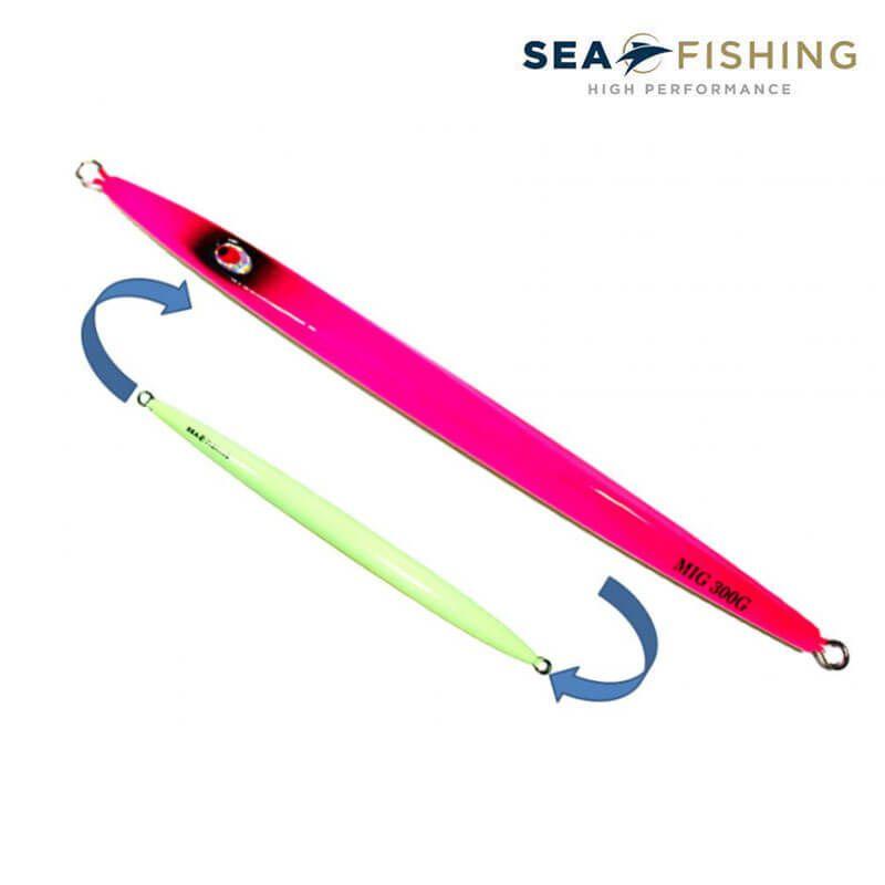 Jig 190g Sea Fishing Mig