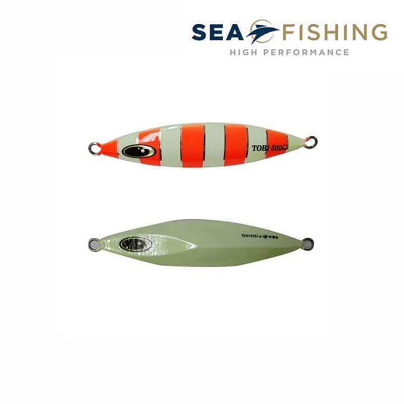 Jig 500g Sea Fishing Tobi