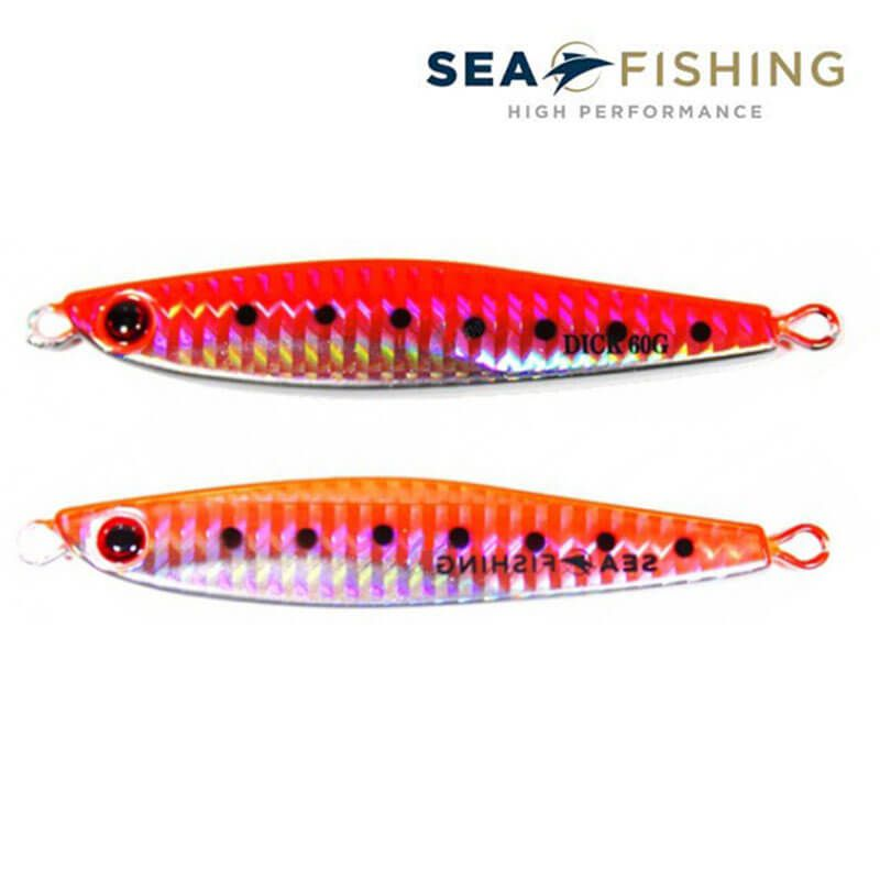 Jig 60g Sea Fishing Dick