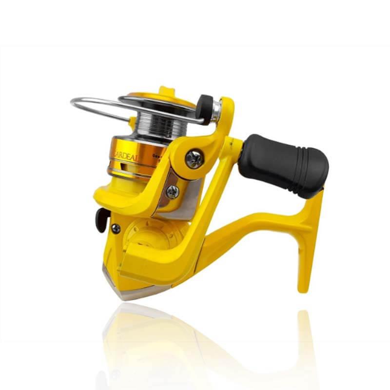 Molinete Ultralight Albatroz Cardeal Amarelo