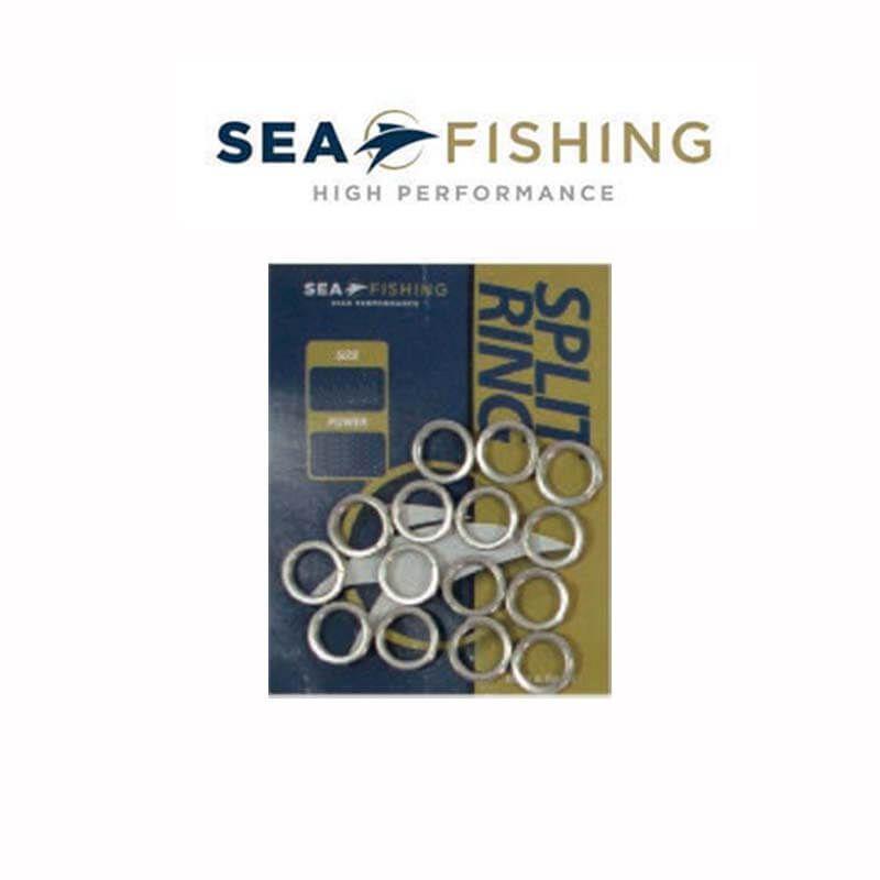 Split Ring Sea Fishing