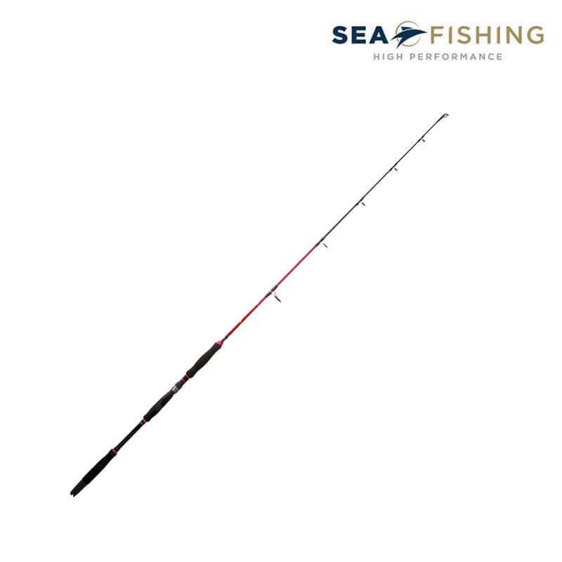 Vara Sea Fishing Light Jigging Havana p/ Molinete 45 lbs
