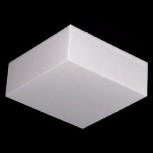 Plafon Sobrepor Acrilíco 20x20