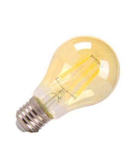 Lampada Filamento Led 6w A60 Ambar 2200k Bivolt