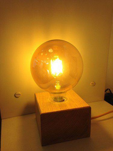 Lampada Filamento Led 6w Ambar 2200k Bivolt
