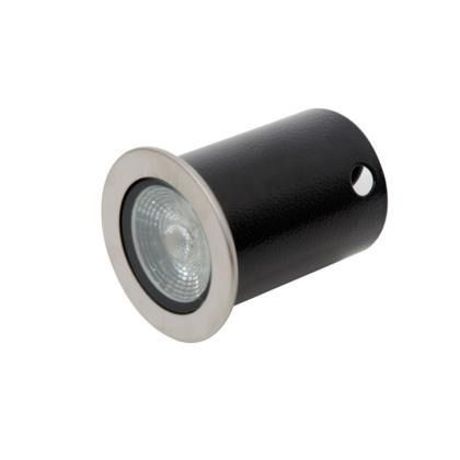 Balizador Led Interlight 3927 Inox Escovado 2700k Bq