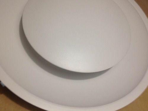 Luminária Embutir Luz Indireta Redonda Eclipse 38cm Alloy