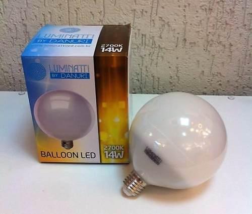 Lampada Led Globo Balloon Luminatti 14w 3000k