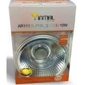 Spot Embutido Ar111 Direcionavel Brilia C/ Lamp. Led 10w