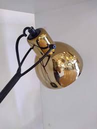 Arandela Vintage Vidro Dourado Direcionavel