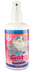 Banho de Gato à Seco - Cheirinho de Puro Glamour