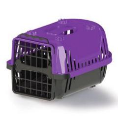 Caixa de Transporte Pet Injet Evolution para Cães 2 Lilas