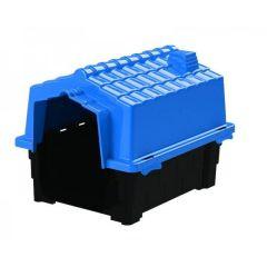 Casa Pet Injet Prime Colors Dog House Evolution Azul