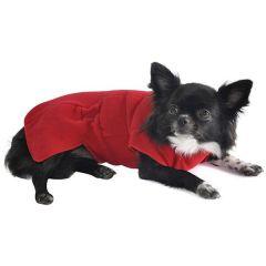 Vestido Básico Bichinho Chic Vermelho
