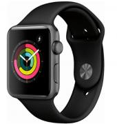 Apple Watch Series 3 42 mm Space Gray/Black