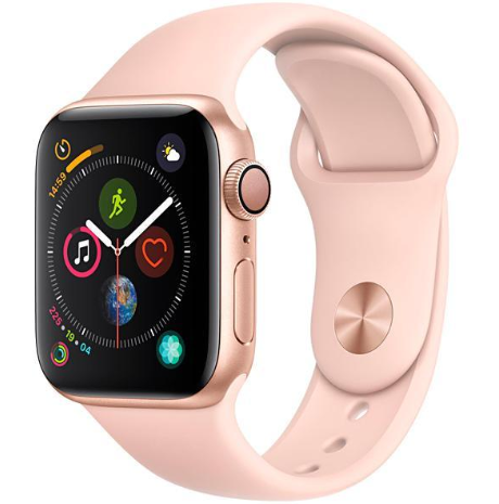 Apple Watch Series 4 40 mm Gold/Pink Sand