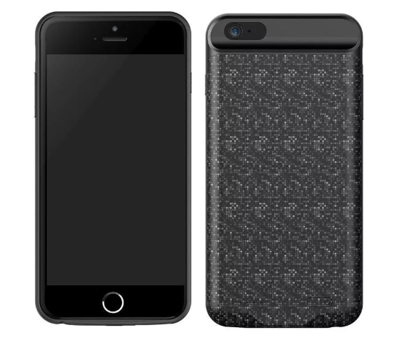 Capa carregadora Powercase iphone 6 plus/6s plus BASEUS