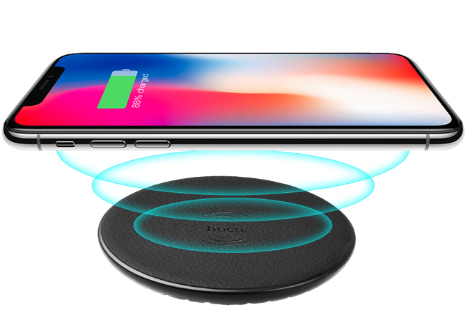 Carregador Wireless Fast charging Hoco CW14