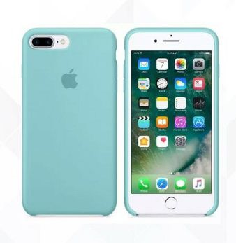 Case silicone iPhone 7/8 Plus Premium