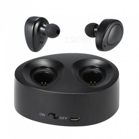 Fone de ouvido FreeStereo Twins Wireless Bluetooth