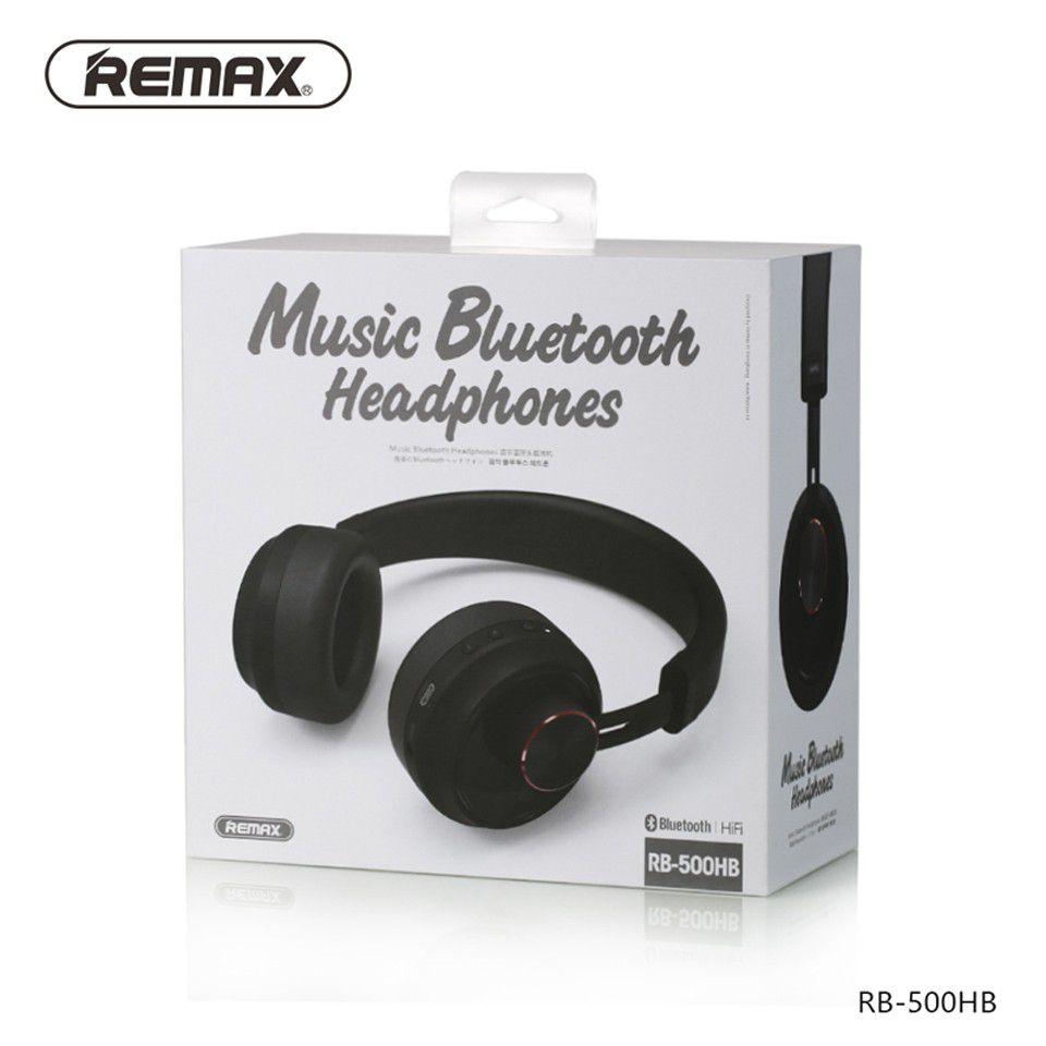 Headphone Remax 500HB