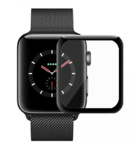 Pelicula de vidro 3D Apple Watch 42mm/44mm