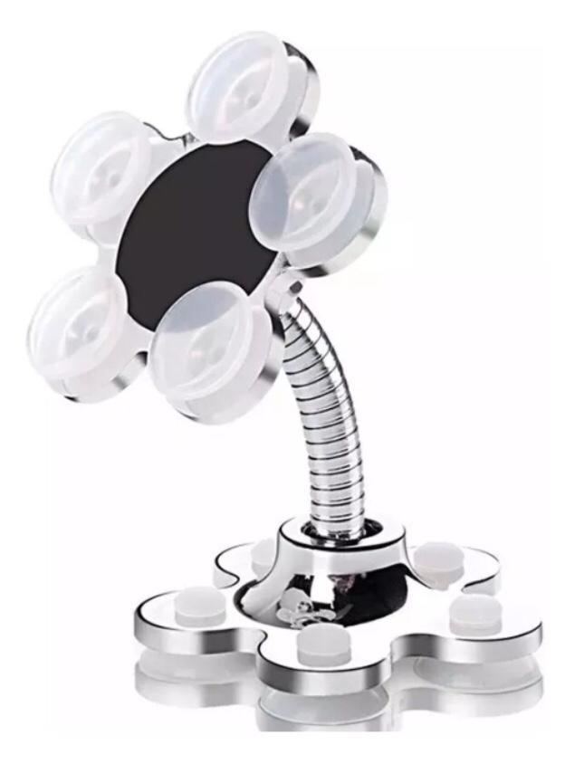 Suporte Celular Ventosa 360 Graus