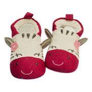 Sapato Bebê Ania Store Unicórnio Rosa