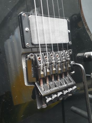 Guitarra LTD F-250 - Usada