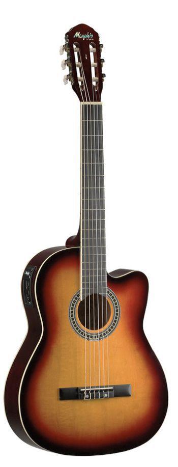 Violão Memphis Nylon AC-60