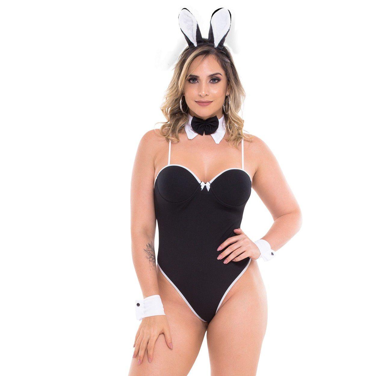 Fantasia Coelha Electra