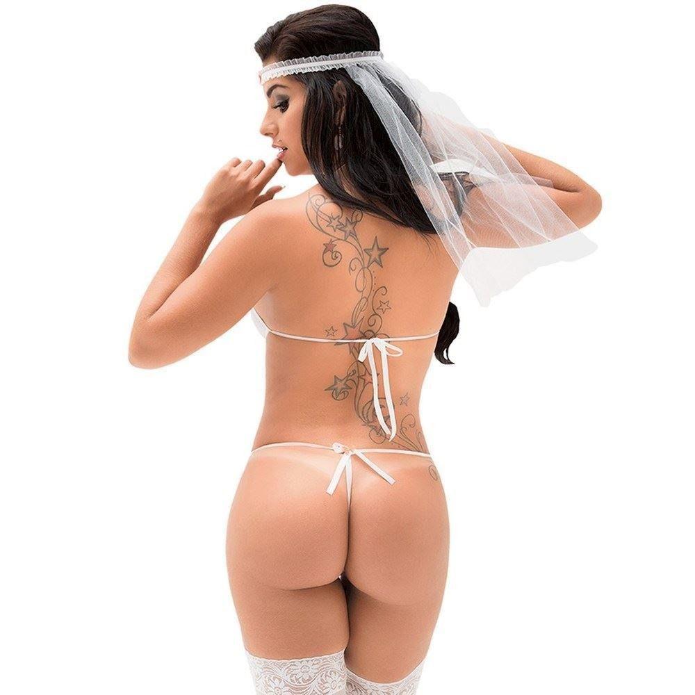 Fantasia Noiva Belisa