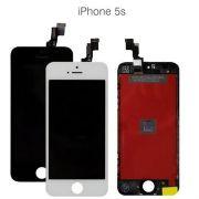 TELA IPHONE 5G/5S/5C LCD TOUCHSCREEN PRETO OU BRANCO