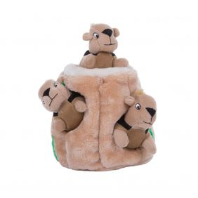 Brinquedo Outward Hound Hide-a-Squirrel Toca de Esquilo