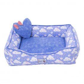 Cama Ariel Azul Emporium Distripet