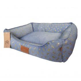 Cama Fábrica Pet Abacaxi - Blue