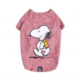 Camiseta Inverno Snoopy Back Pack Hike Zooz Pets
