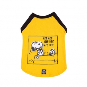 Camiseta Zooz Pets Snoopy Hee