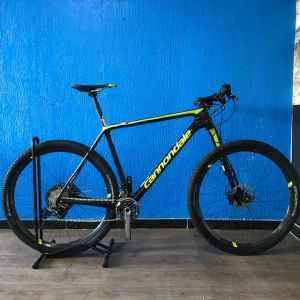 Bicicleta Cannondale FSI World Cup - XL (seminova)