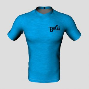 Camisa Brou Casual Azul