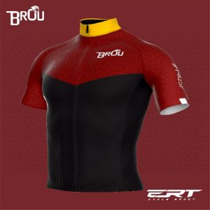 Camisa Brou New Verm/Pto