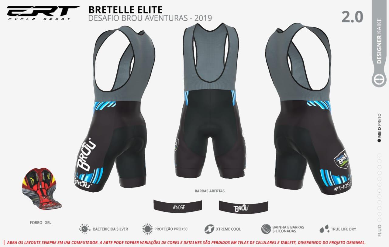 Bretelle Brou Desafio Ouro Preto 2019